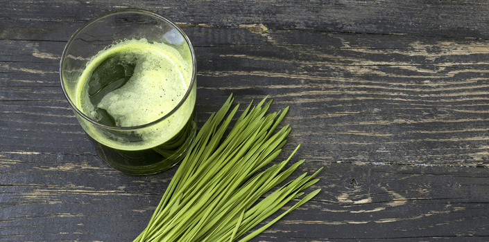 10 Reasons Why Wheatgrass Should Be Your New Year's Resolution