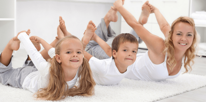 Top 10 Children's Yoga Poses