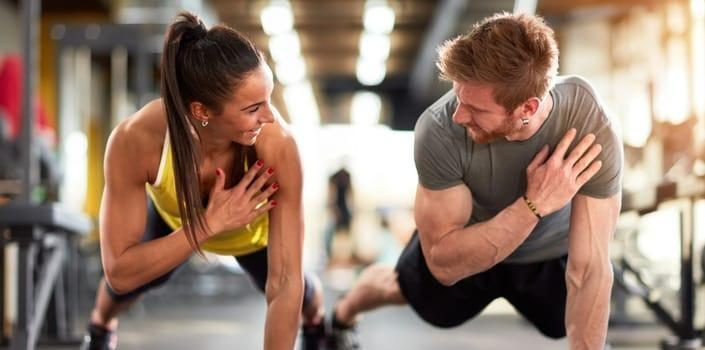 Pros and Cons of Working out with Your Partner