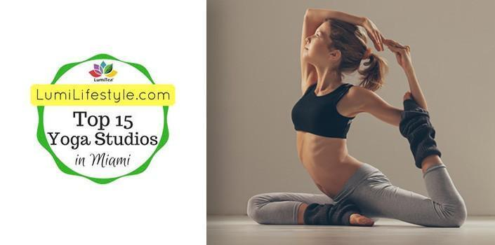 Top 15 Yoga Studios in Miami - 2016