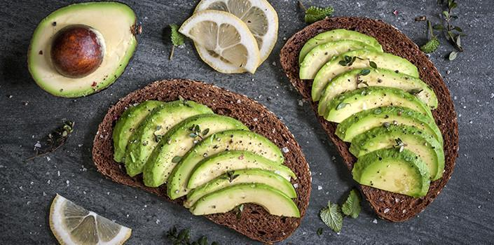 Avocado Breakfast Recipes