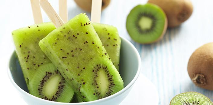 Island Kiwi Pineapple Pops