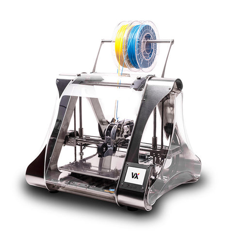 ZMorph VX Multitool  Full kit (3D printer, CNC, Laser Engraver, Thick Paste extruder)