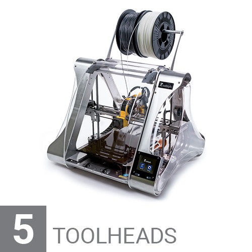Zmorph 2.0 SX Full kit (3D printer, CNC, Laser Engraver, Thick Paste extruder)