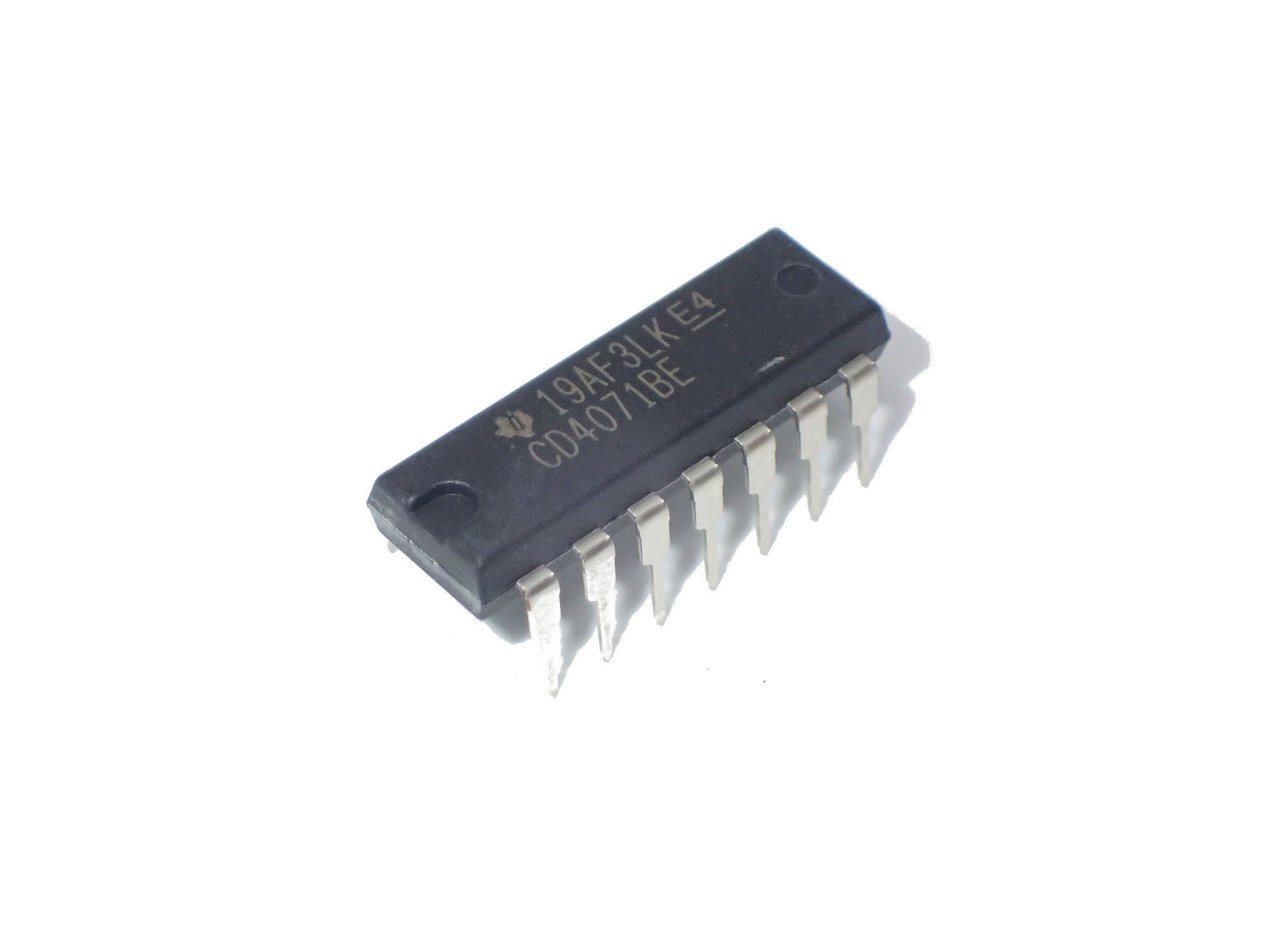 CD4071BE CMOS Quad 2 Input OR Gate 14 DIP x 2Pcs