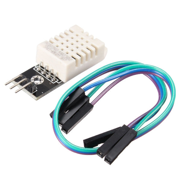 DHT22 Digital Temperature and Humidity Sensor AM2302 Module+Cable Arduino
