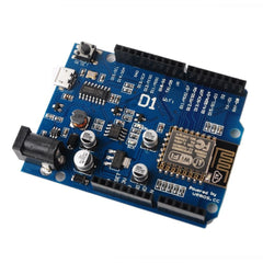 Arduino Compatible Uno ESP-12E WeMos D1 WiFi uno based ESP8266 - Monster Electronics