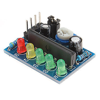 KA2284 Battery Indicator Level Indicator Module Audio level Indicator - Monster Electronics