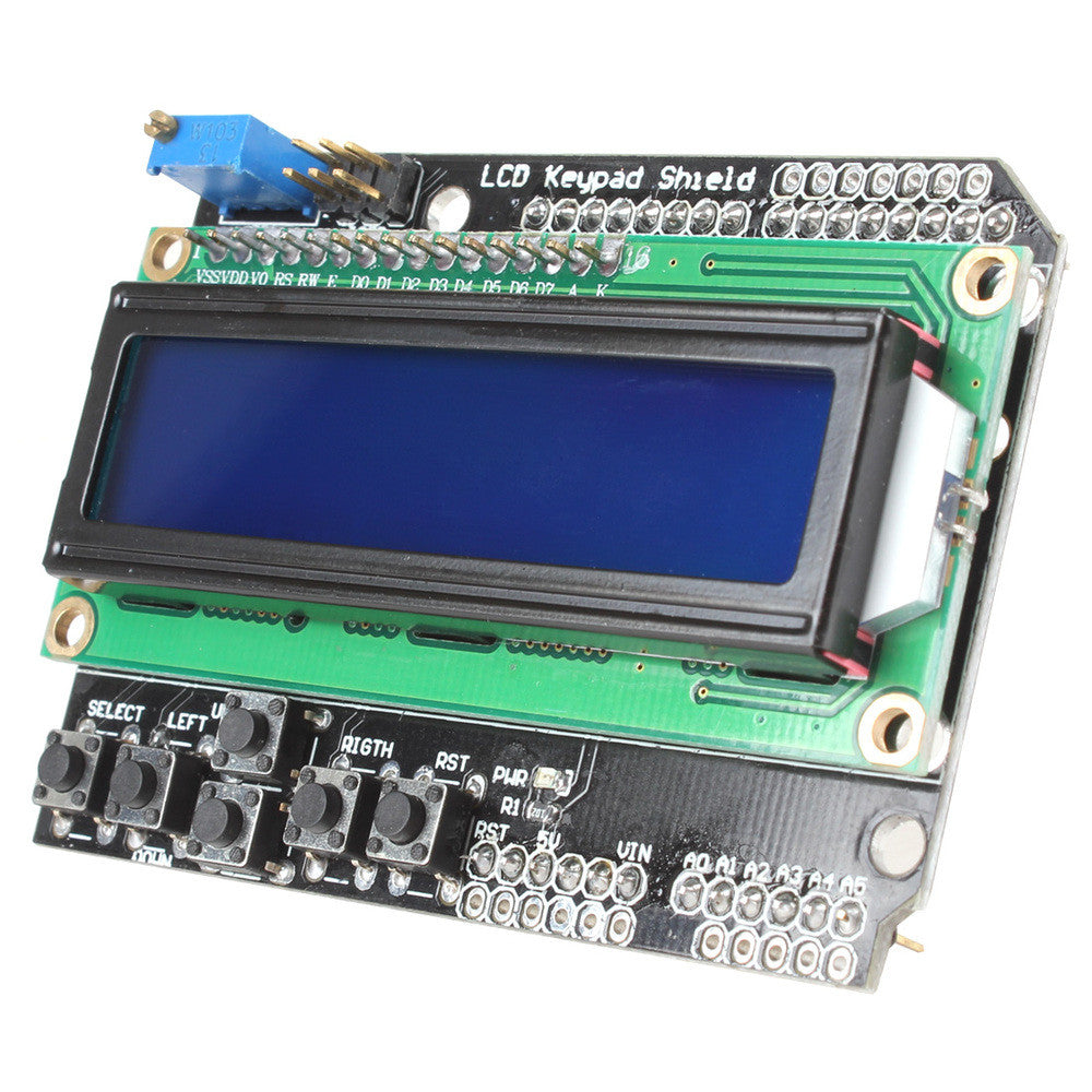 1602 LCD Module Display Sheild for Arduino