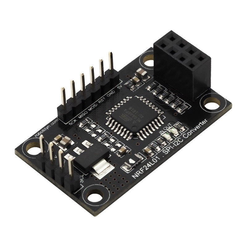 Converter for NRF24L01 SPI to I2C IIC TWI, Compatible for Arduino