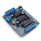 L293D Motor Control Shield Motor Drive Expansion Board/Sheild (Arduino UNO) - Monster Electronics