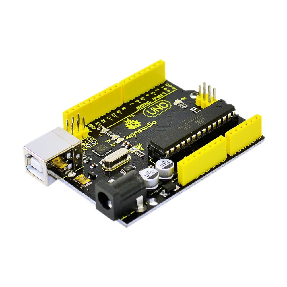 Keyestudio Arduino Uno R3 Compatible Development Board + USB Cable
