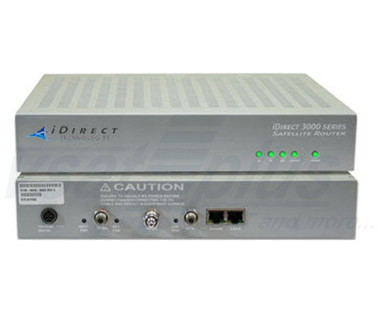 iDirect 3100 Remote Satellite Router