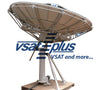 Probecom 3.7m Earth Station 2-Port Ku-Band Linear Antenna