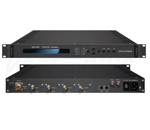 Advanced Digital ADV-8500 DVB-S/S2 Modulator