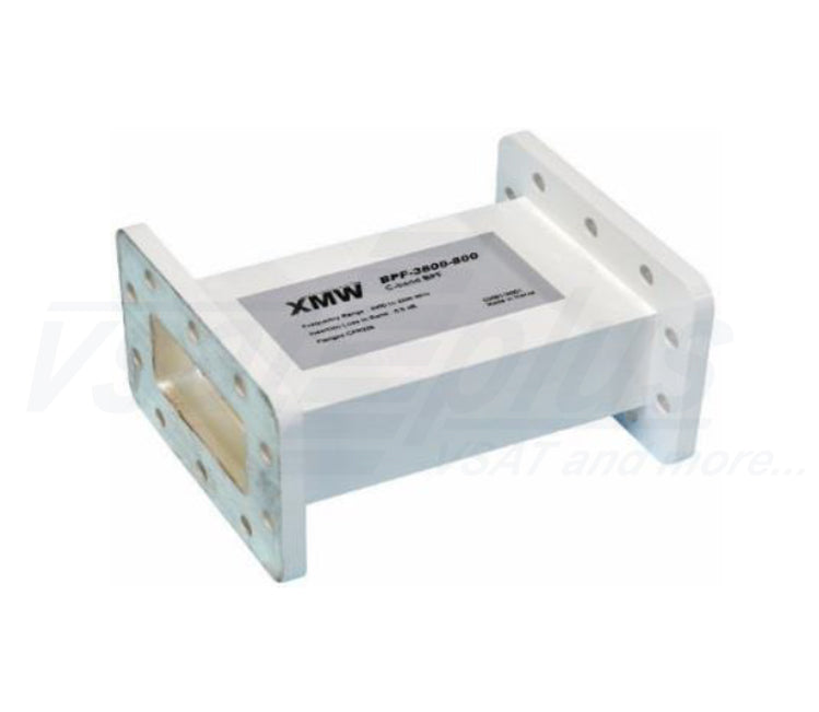 XMW BPF-3970-500 C-Band Pass Filter (Compare to Norsat BPF-C-1)