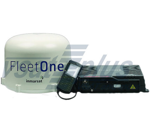 AddValue Fleet One Marine Satellite Internet & Voice Terminal