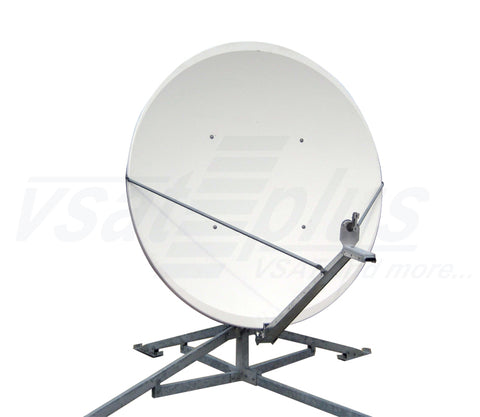 General Dynamics SATCOM Technologies 1184 w/0800-3486 1.8M Ku-Band Tx/Rx Antenna System