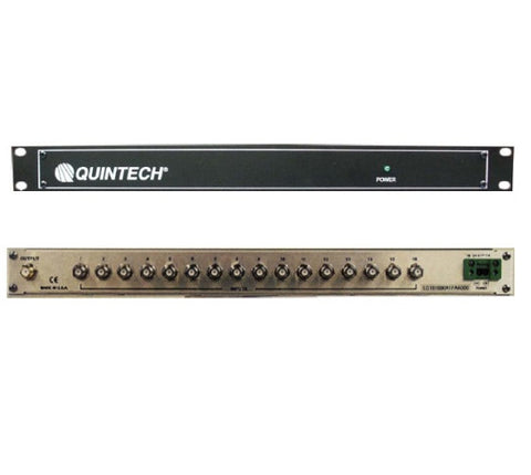 Quintech Electronics LC16 1000A 16 Way Active Broadband Combiner (5-1000 MHz)
