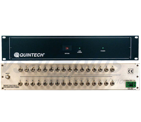 Quintech 32-Way Active Splitter 950-2150 MHz (LS322150A1FVB000)