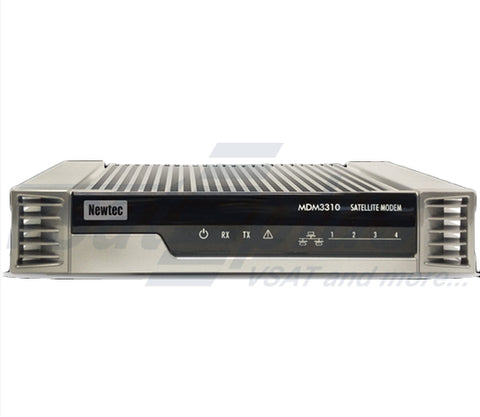 Newtec MDM3310 IP Satellite Modem