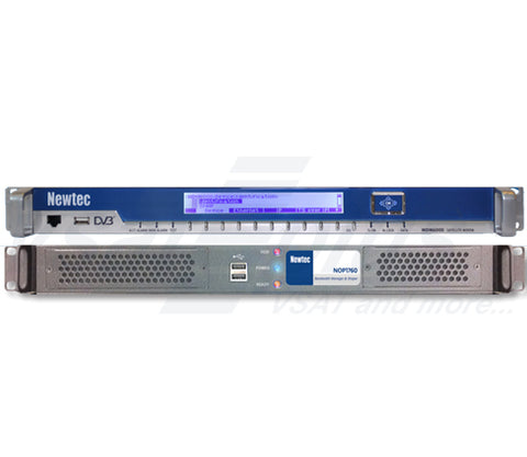 Newtec MDM6000 High Speed Satellite Modem