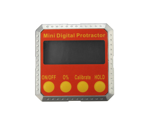 Mini Digital Protractor Inclinometer with 2 sides Magnets Level Box