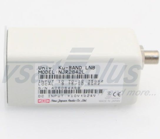 New Japan Radio NJR2842LN Universal Ku-band 2LO PLL LNB