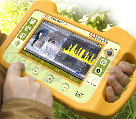 Promax HD Ranger Eco: Field strength meter