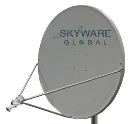 Skyware Global Antenna 1.2m Tx/Rx Ku Band Type 122 Class I