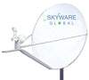 Skyware Global Antenna 1.2m Tx/Rx Ku Band Type 123 Class II