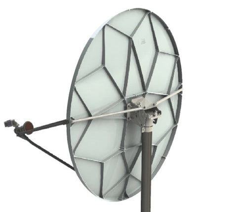 Skyware Global Antenna 1.2M Tx/Rx Ku-Band Type 125  Class I Low Cross-Pol
