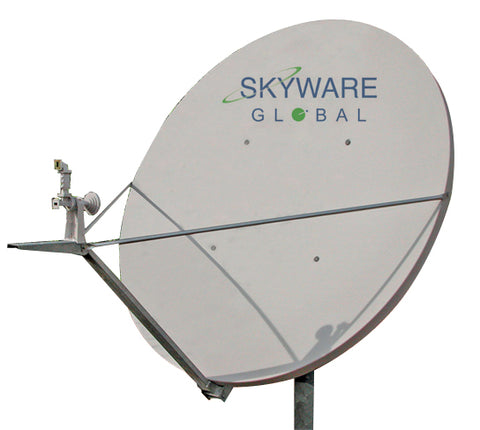 Skyware Global Antenna 2.4m Tx/Rx Ku-Band Type 243 Class III