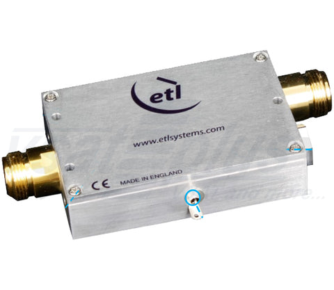 ETL System TEEL1-4007 L-band Bias TEE module with 10MHz pass