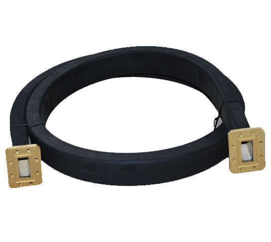 C-Band CPR-137G Twisted Flexible Waveguide