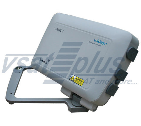 Wideye Sabre 1 BGAN Satellite Internet Terminal