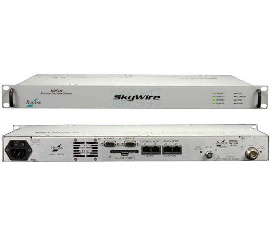 Comtech Skywire MDX-420 Satellite Network Gateway