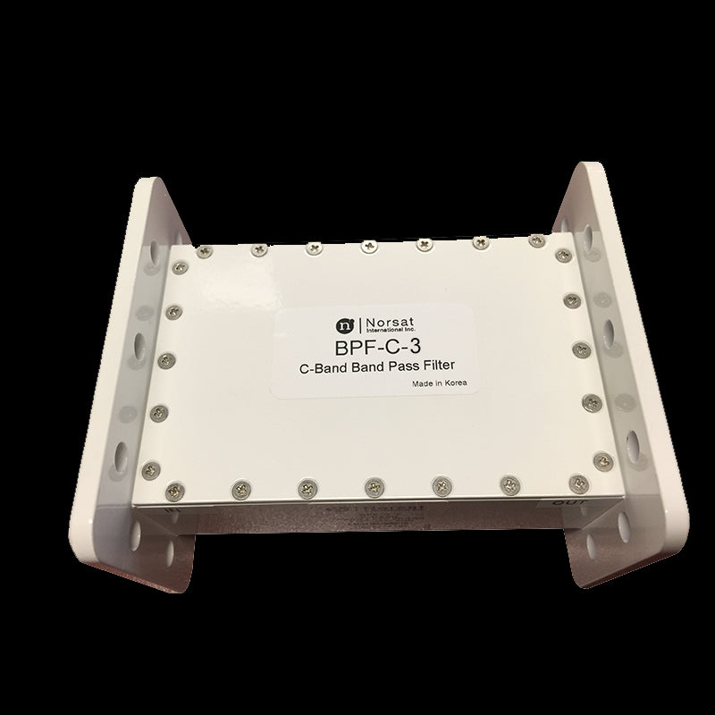 Norsat 5G C-Band Band Pass Filter (BPF-C-3)