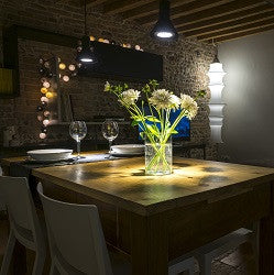 Create The Right Mood By Dimming Lights
