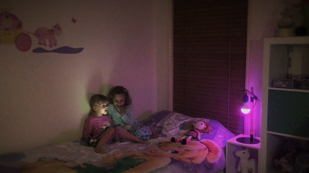 Smart Bulbs for Kids Rooms...!