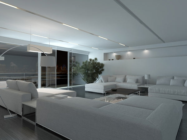 Living Room LED Lighting