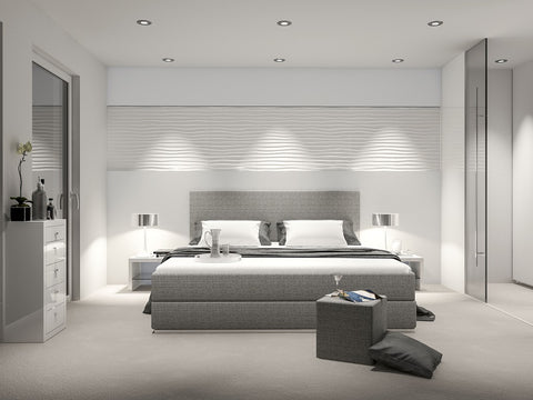 Lighting for bedrooms