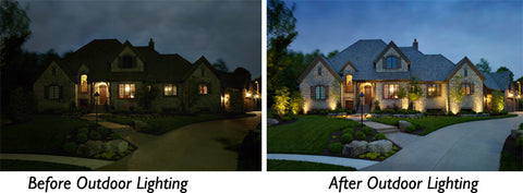 moodled led outdoor lighting