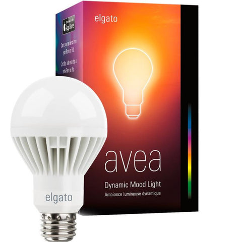 Bulb - Dimmable 7W LED Smart Bulb Elgato Avea - moodLED