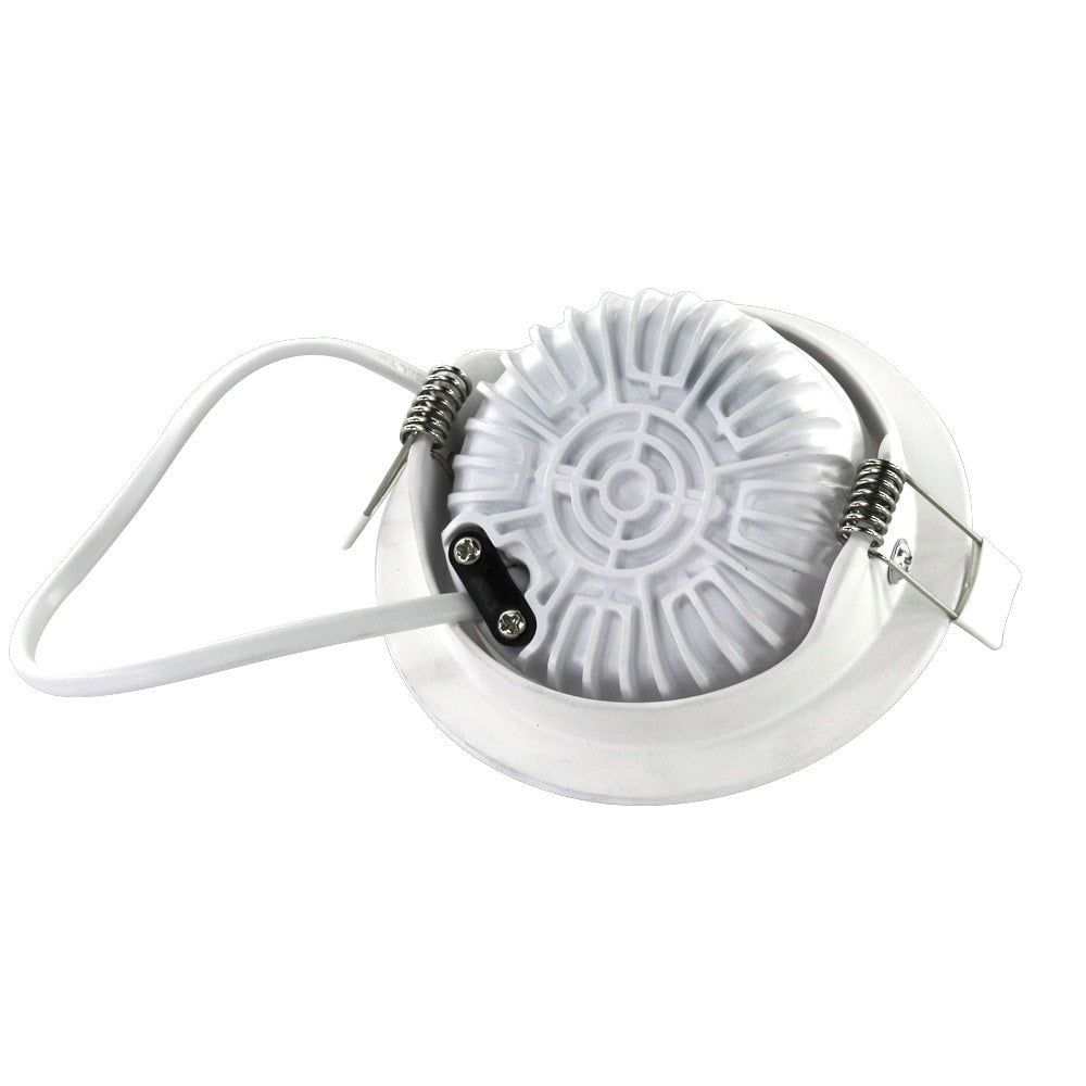 Downlight - Dimmable 12W LED Gimble Downlight MS-GS-DL106-12Wk Geshide - moodLED - 7