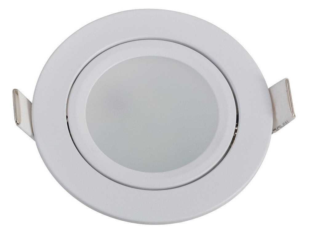 Downlight - Dimmable 12W LED Gimble Downlight MS-GS-DL106-12Wk Geshide - moodLED - 3
