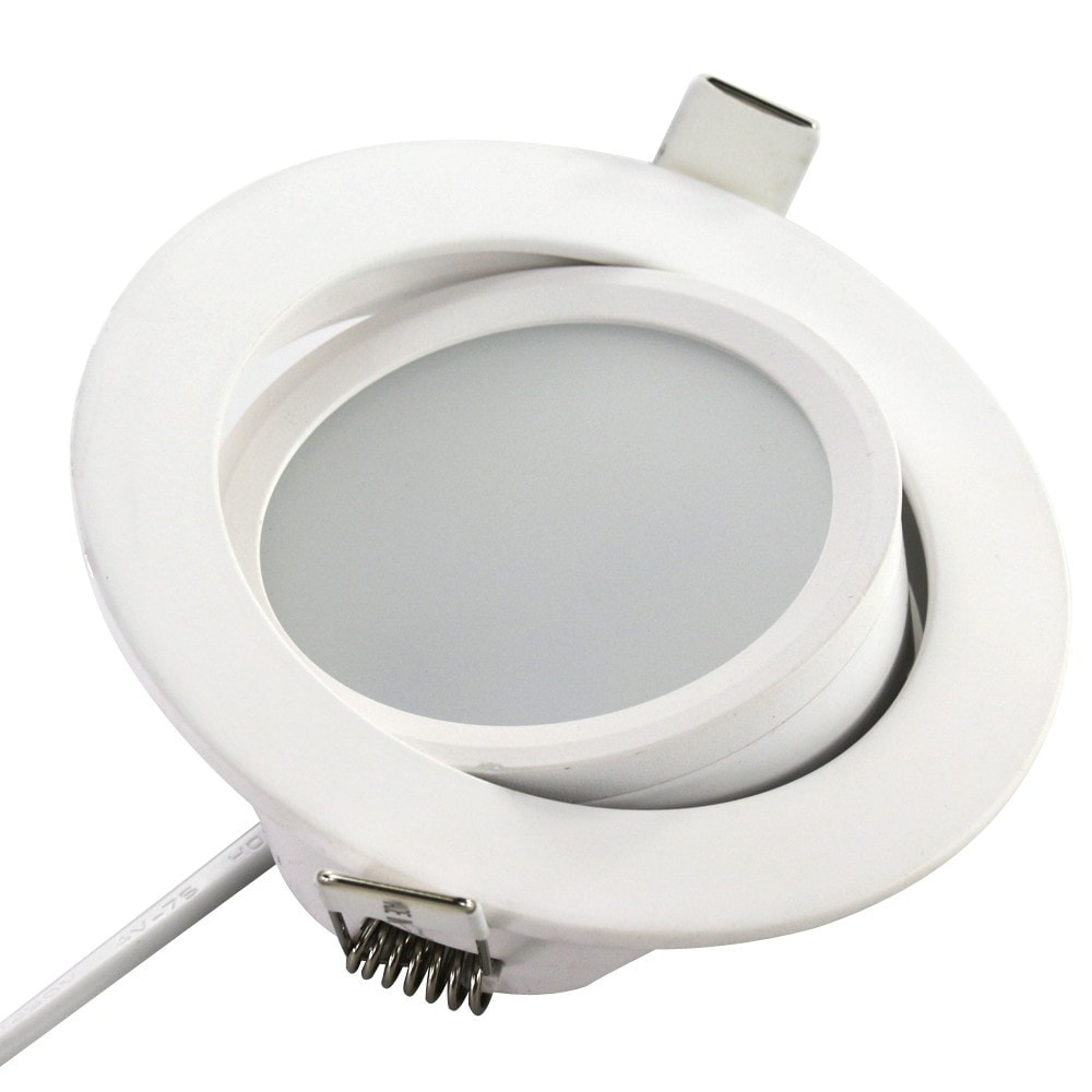 Downlight - Dimmable 12W LED Gimble Downlight MS-GS-DL106-12W Geshide - moodLED - 6