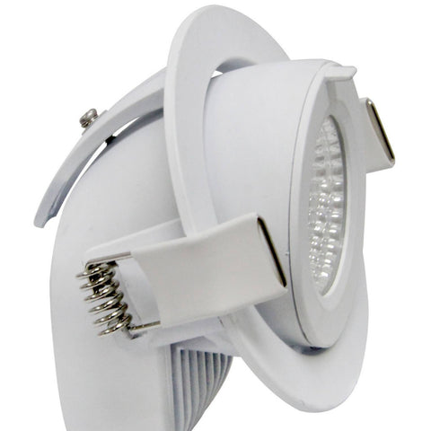 Downlight - Dimmable 13W LED Downlight Gimble UP-DL31-2.5-13W-4W Up-Shine Natural White - moodLED