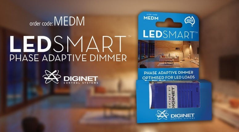 Diginet MMDM / RT LEDsmart Rotary Dimmer