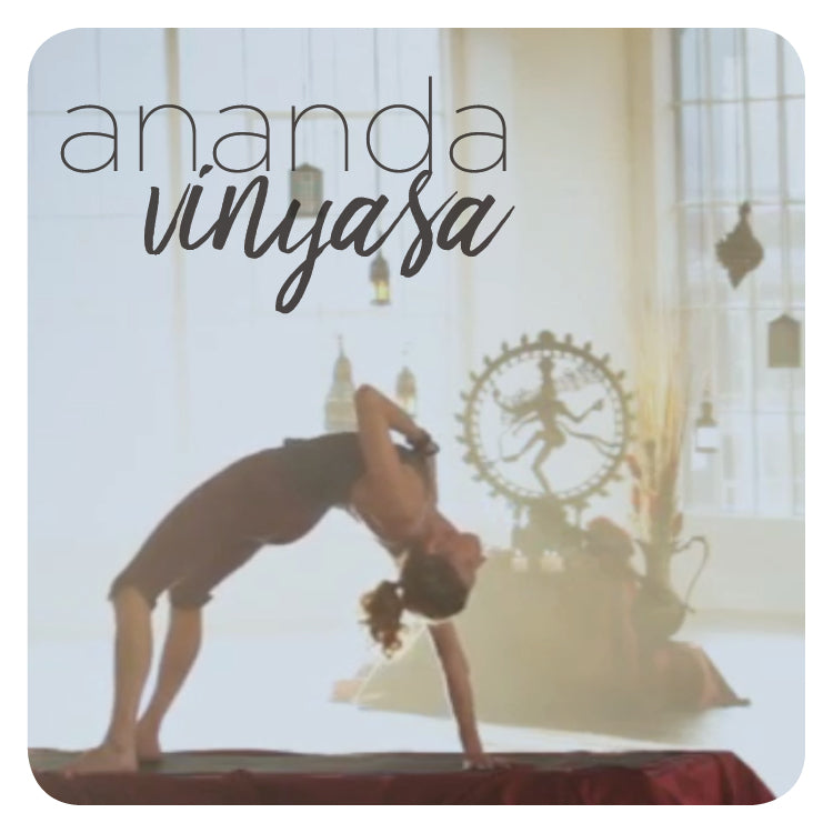 Ananda Vinyasa Practice | Digital Download